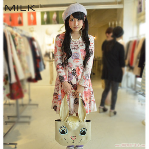 My Happy Monday ★MILK★ DONUTS シリーズついに入荷!