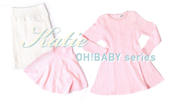 Katie♡F/W新作「OH!BABY」シリーズ入荷